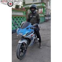 Suzuki GSX-R Special Edition User Review 1500km by Jony