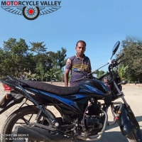 Suzuki Hayate 6000km riding experience by Soriful Islam