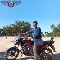 Suzuki Hayate EP user review by Sahrier Sagar