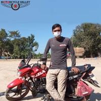 Suzuki Hayate Special Edition 11000km riding experiences by Abudl Jabbar