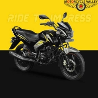 TVS Stryker 125 Feature Review