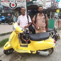 Vespa VXL 150 User Review by Rajib