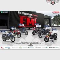 Buy Yamaha Bikes in Easy Loan Facilities