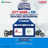 The Yamaha Exchange Festival has Started