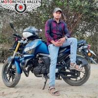 Yamaha FZS Fi V2 Rear Disc 22000km riding experiences by Rabby Hassan