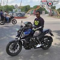 Yamaha FZS FI V3 19000km riding experiences by Hridoy