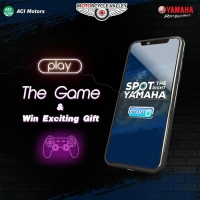 Yamaha Games Spot the Right has started