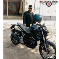 Yamaha MT-15 4500km riding experiences by Abdul Mannan