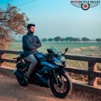 Yamaha R15 V3 8000km riding experiences by Sahariar Mostafa