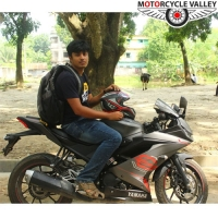 Yamaha R15 V3 Dual ABS User Review 4500km by Tamim