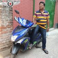Yamaha Ray ZR Street Rally 2100km riding experiences by Abdul Batin