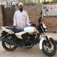 Yamaha Saluto SE 22000km riding experiences by Sarwar Alam
