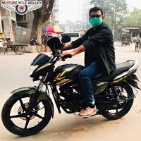 Yamaha Saluto SE user review by Nooliny Kanto Debnath