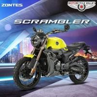 Zontes ZT155-G1 Feature review