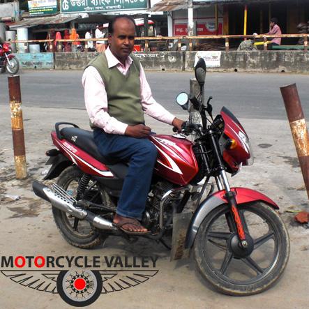 TVS Metro 100cc