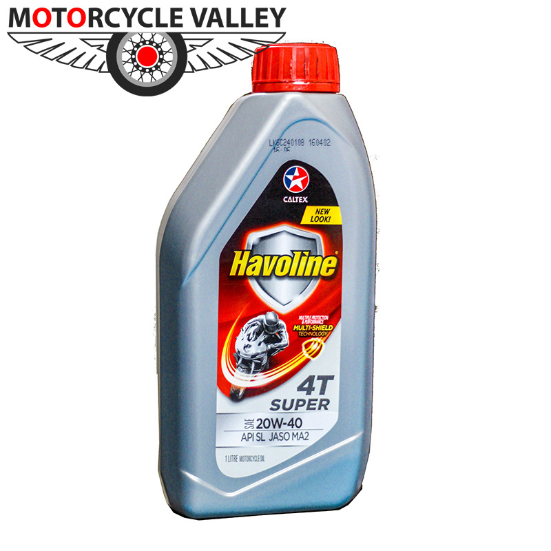 Havoline 20W-40 Engine Oil