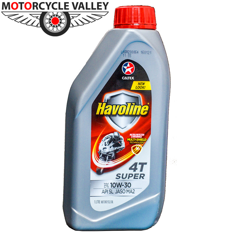 Havoline 10W-30 Engine Oil