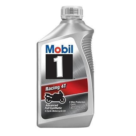 Mobil Racing 4T 10W40