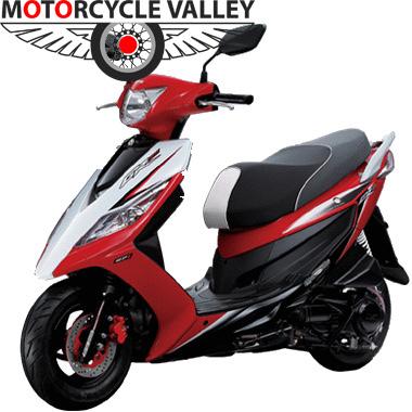 SYM GR 125cc