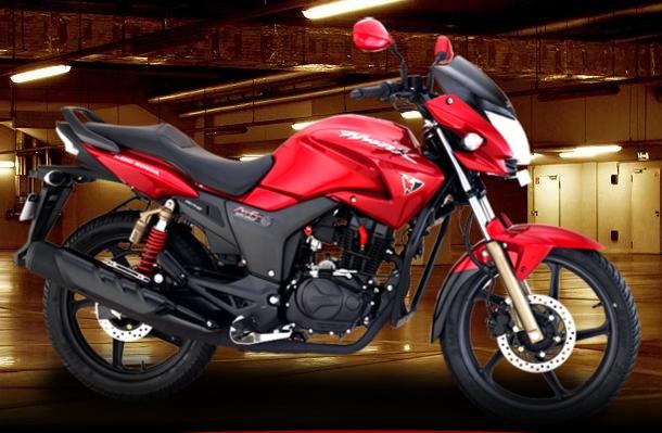 Dio Bikes New Orleans Hero Honda Hunk Motorcycle