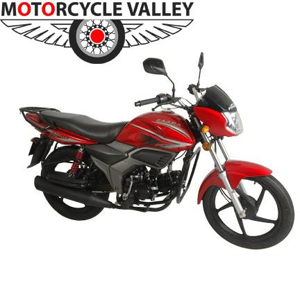 ZAARA 100cc Bike