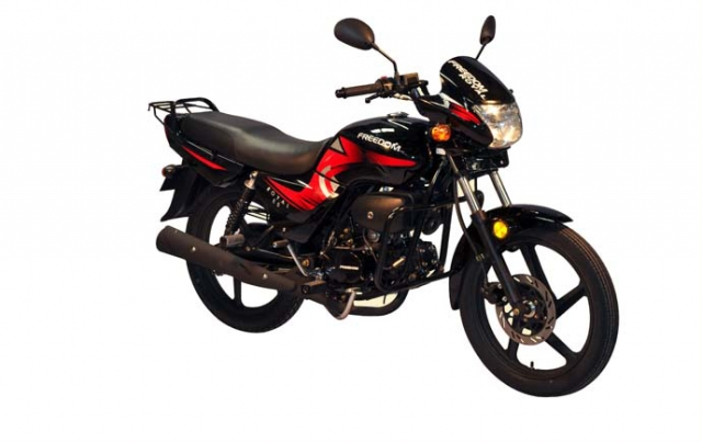 Freedom Royal ES 100cc Bike