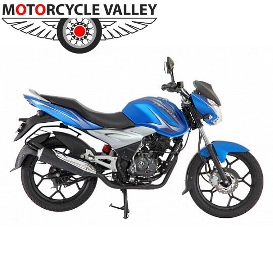 Bajaj Discover 125ST Bike