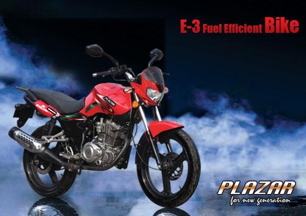 Walton Plazar Motorcycle