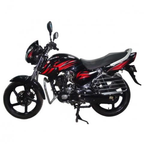 Walton Fusion 125 EX Motorcycle