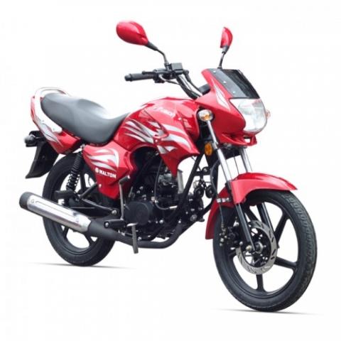 Walton Fusion 110EX Motorcycle