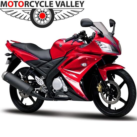Yamaha R15 Motorcycle