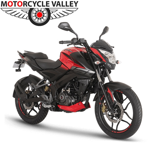 Bajaj Pulsar NS160 Twin Disc