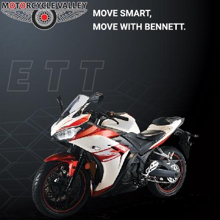 Bennett V3 eFI