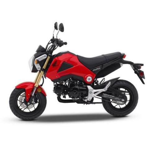 Honda Grom Cc Motorcycle Price In Bangladesh