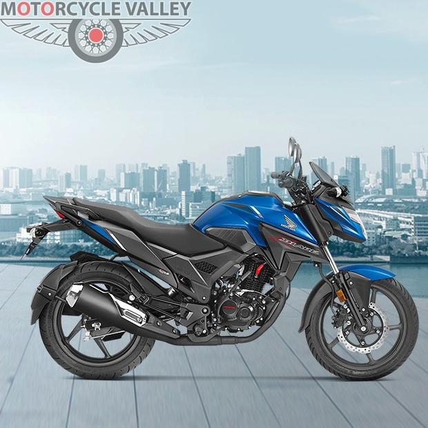 Honda XBlade ABS