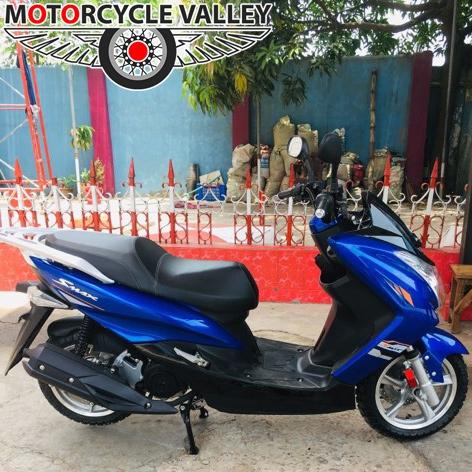Meiduo S Max 150cc