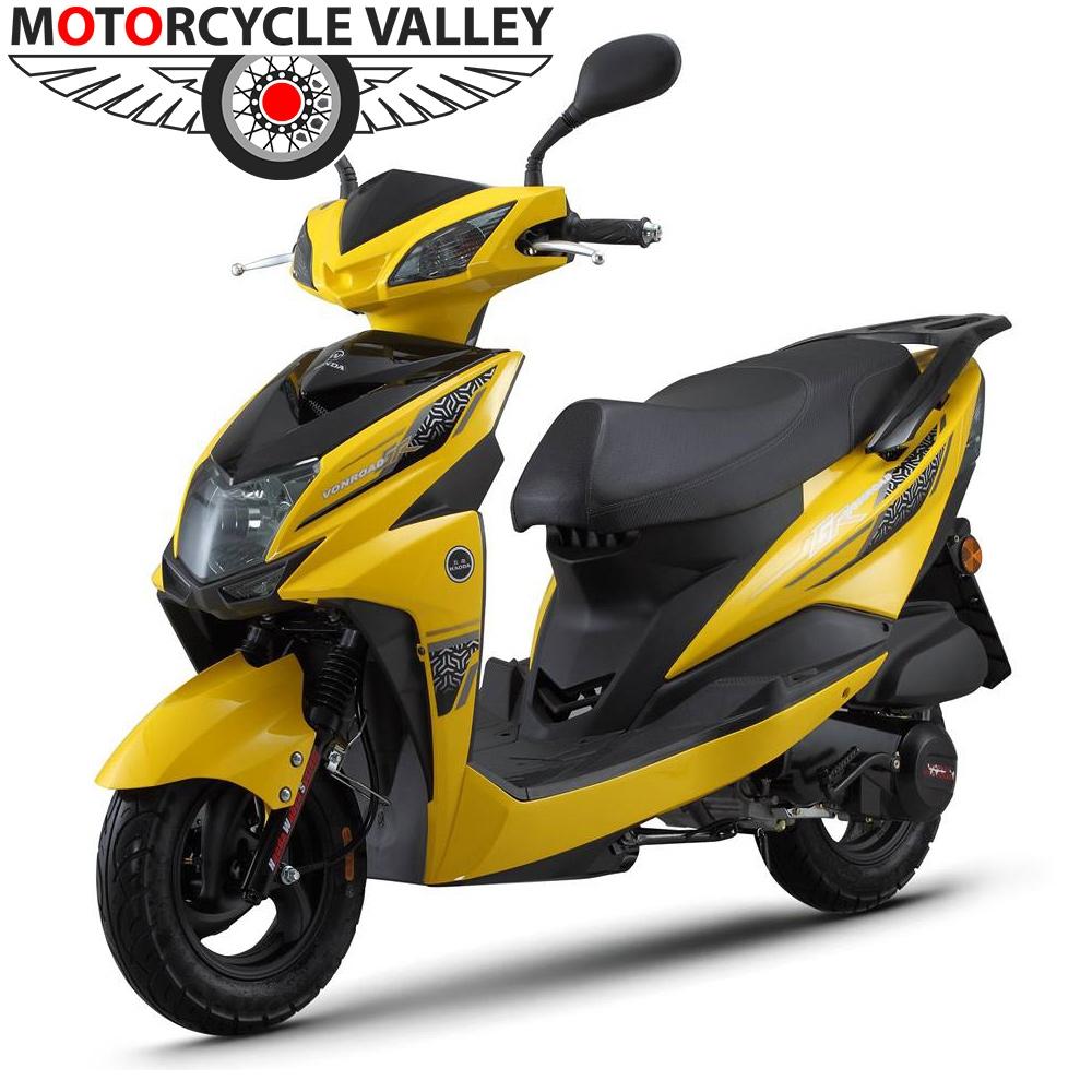 Meiduo M Spark 125cc