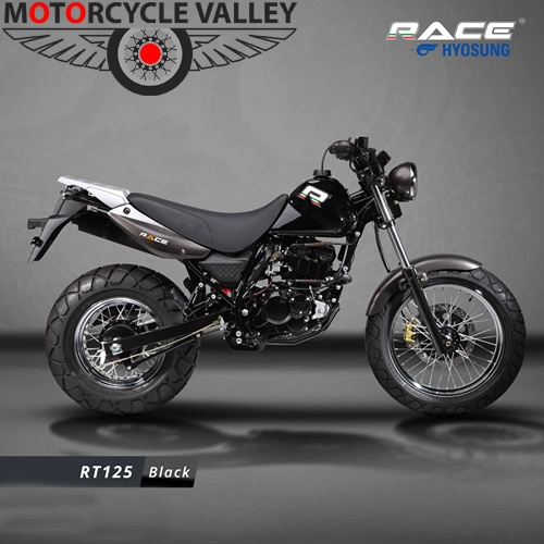 Race Hyosung RT125