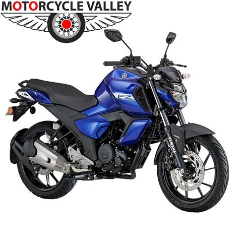 Yamaha FZ Fi v3
