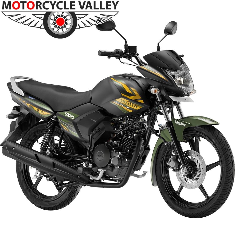 Yamaha Saluto SE