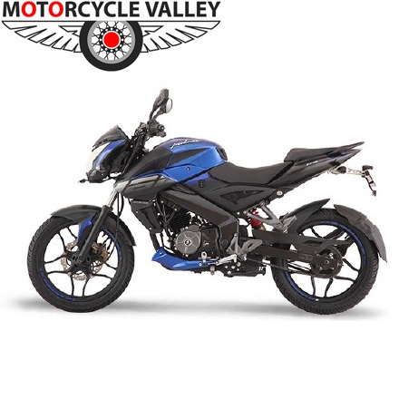 Bajaj Pulsar NS160 Rear Disc