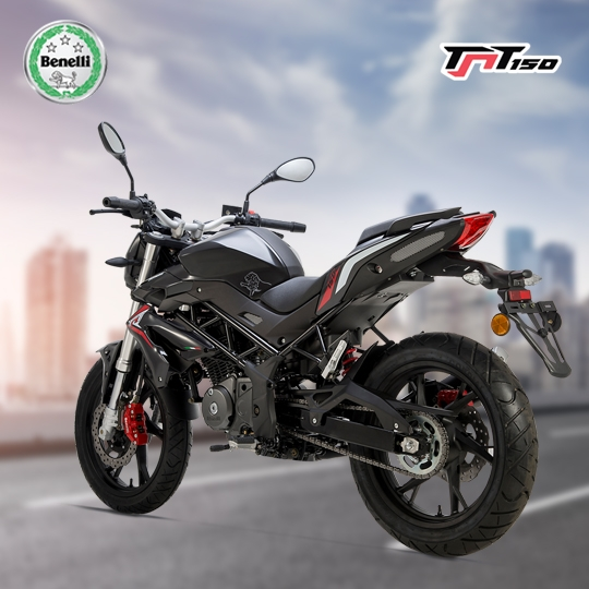 Benelli TNT 150 motorcycle