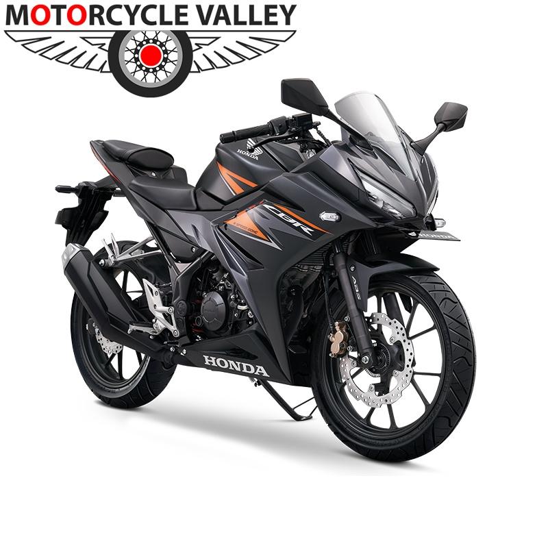 Honda CBR 150R Matte Black