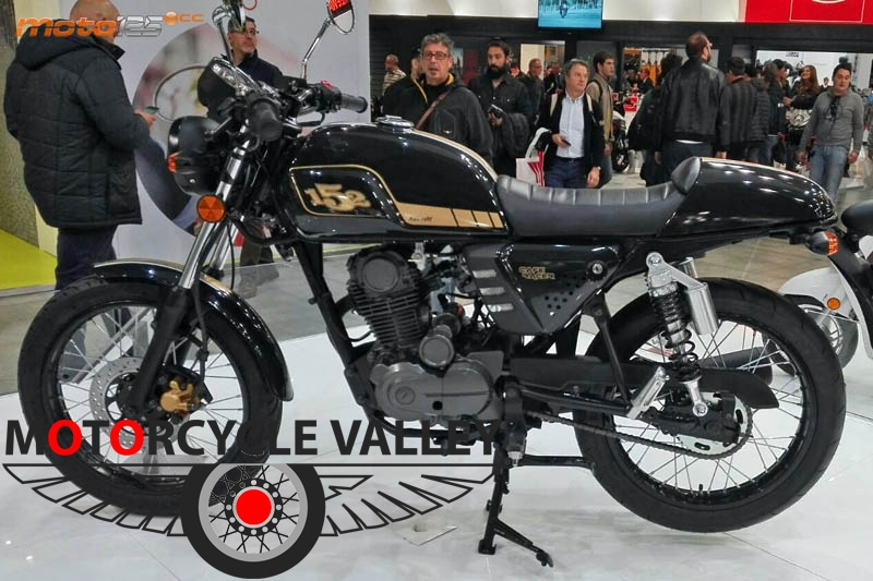 Keeway Cafe Racer 152 Pictures Photo Gallery