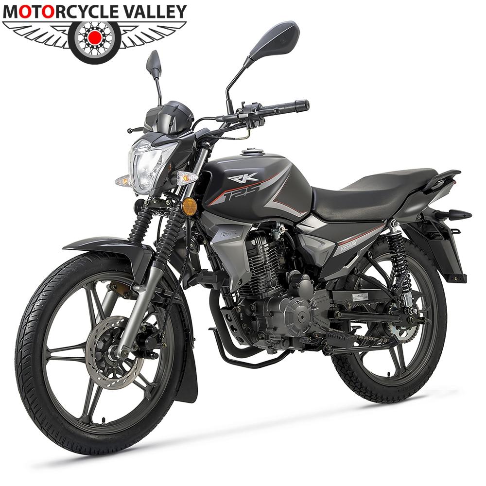 Keeway RK 125 Bike price in BD. Full Specifications