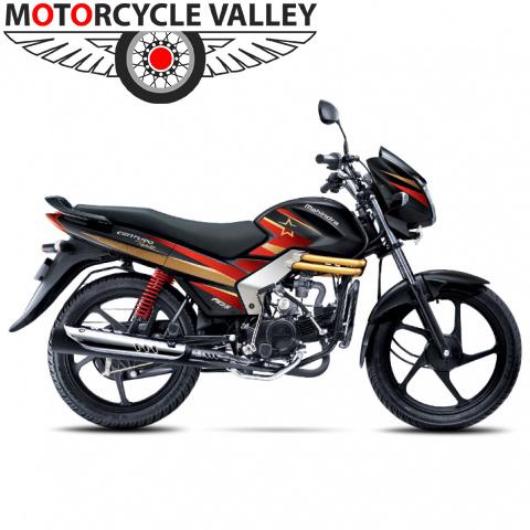 Mahindra Centuro Rockstar Motorcycle