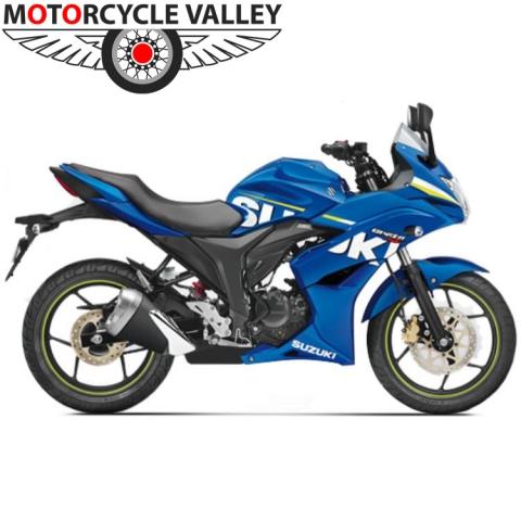 Suzuki Gixxer SF MotoGP