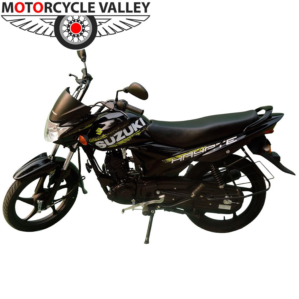 Suzuki Hayate Special Edition
