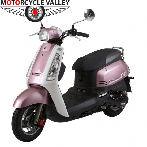 SYM Tini 110cc Scooters price in Bangladesh  Full