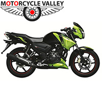TVS Apache RTR 150 Double Disc